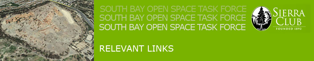 South Bay Open Space Task Force -Palos Verdes Landfill